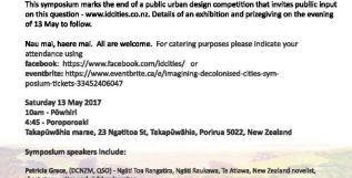 Imagining Decolonised Cities