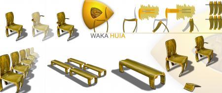 Whakapapa O Nohoanga - Waka Huia