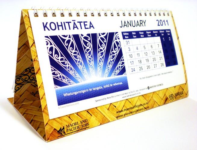 Matariki Calendars